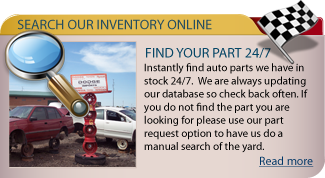 Search Our Auto Parts Inventory